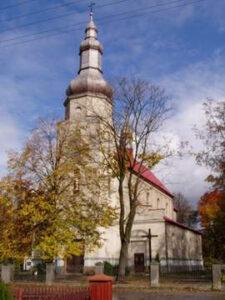 Parafia w Woli Baranowskiej