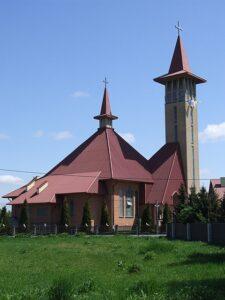 Parafia Skopanie